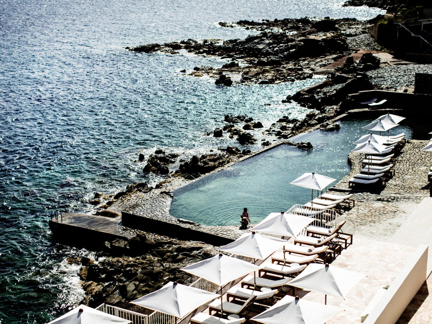 Boutique Hotels Hotels Luxury Travel water outdoor Sea vacation sky tourism