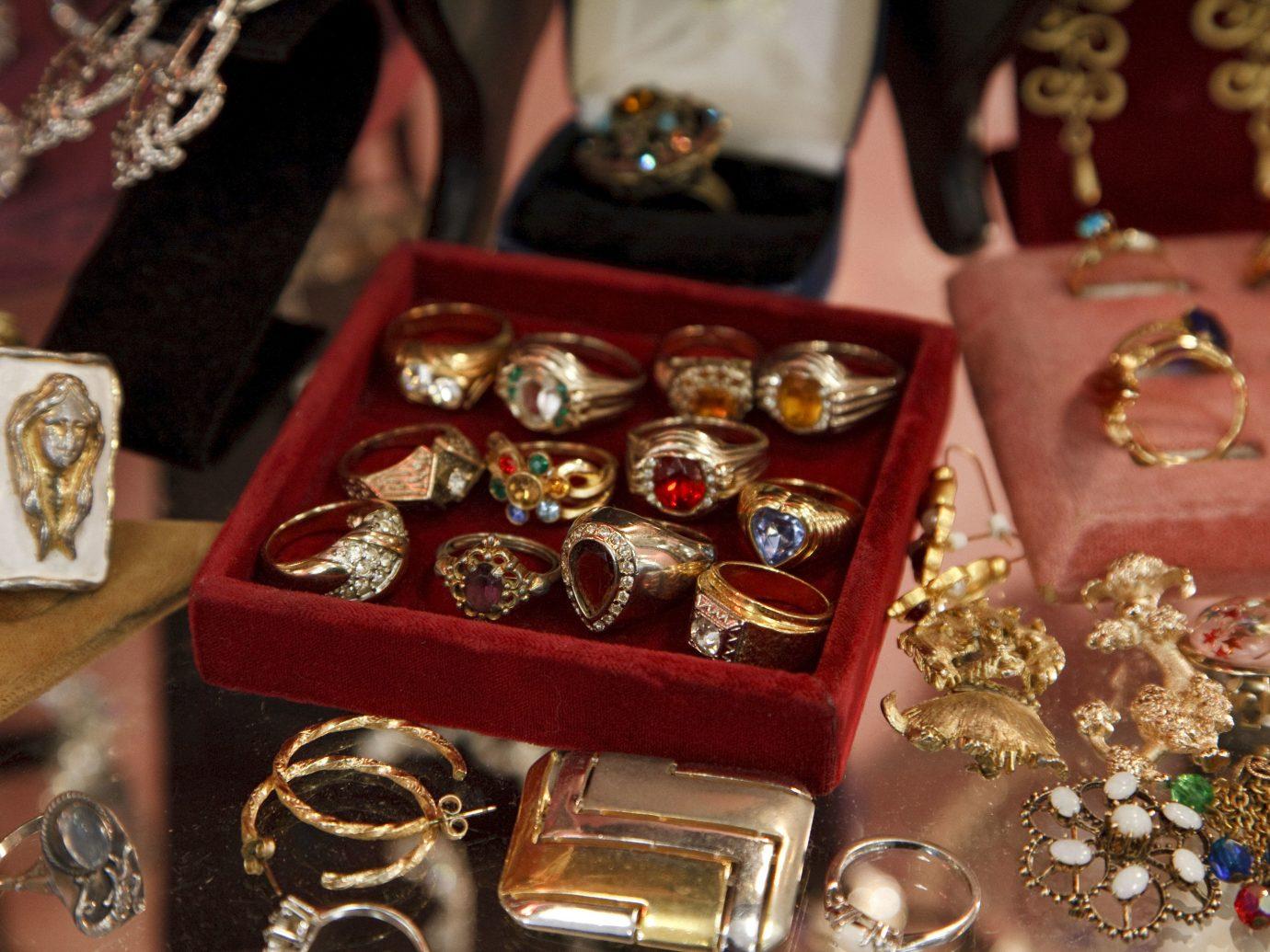 Trip Ideas indoor gold jewellery chocolate sweetness dessert several