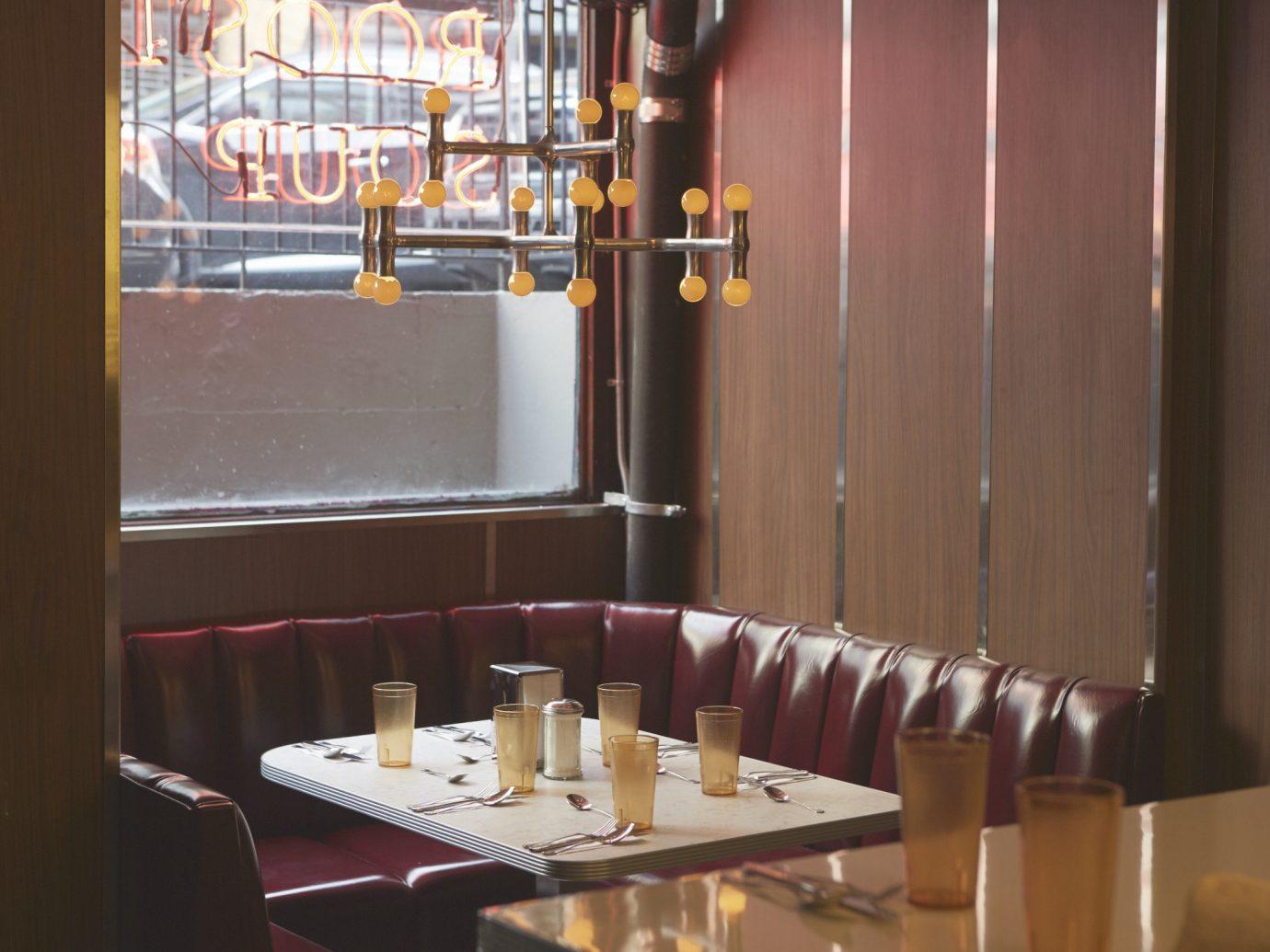 Arts + Culture indoor wall restaurant room interior design Bar Design