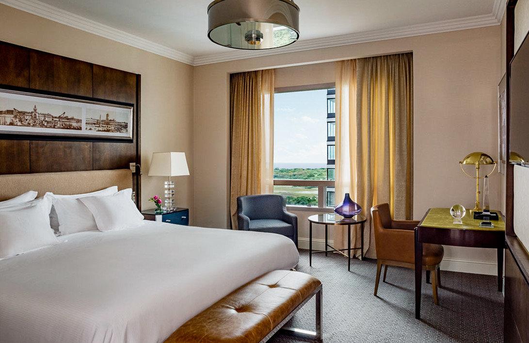 Boutique Hotels Luxury Travel indoor wall bed floor room hotel Suite ceiling interior design Bedroom real estate furniture