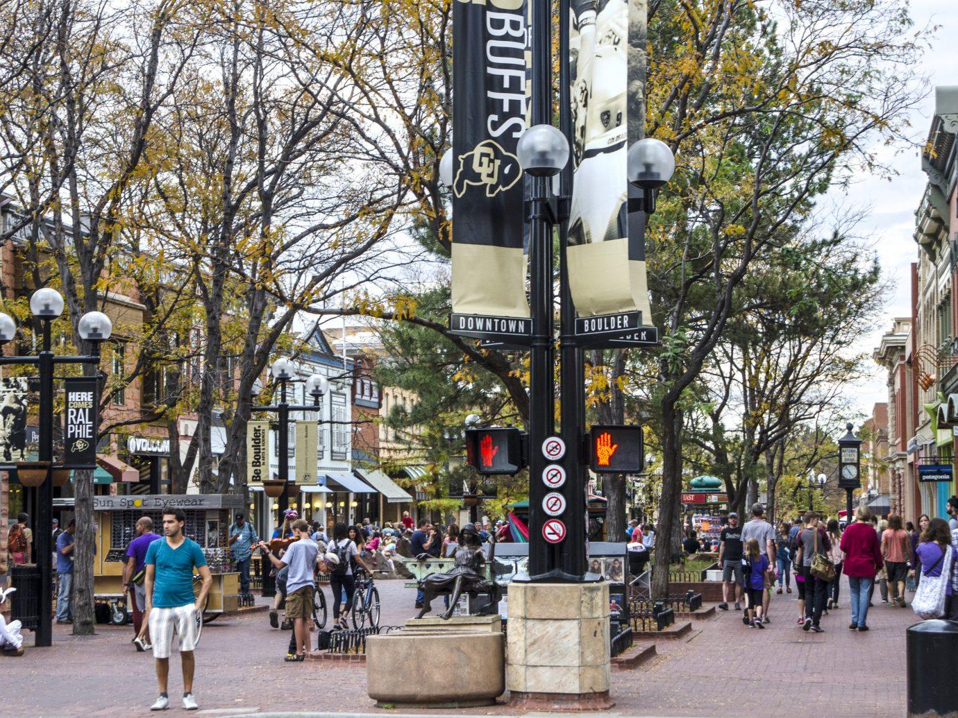 Trip Ideas Town urban area tree City street pedestrian Downtown neighbourhood recreation