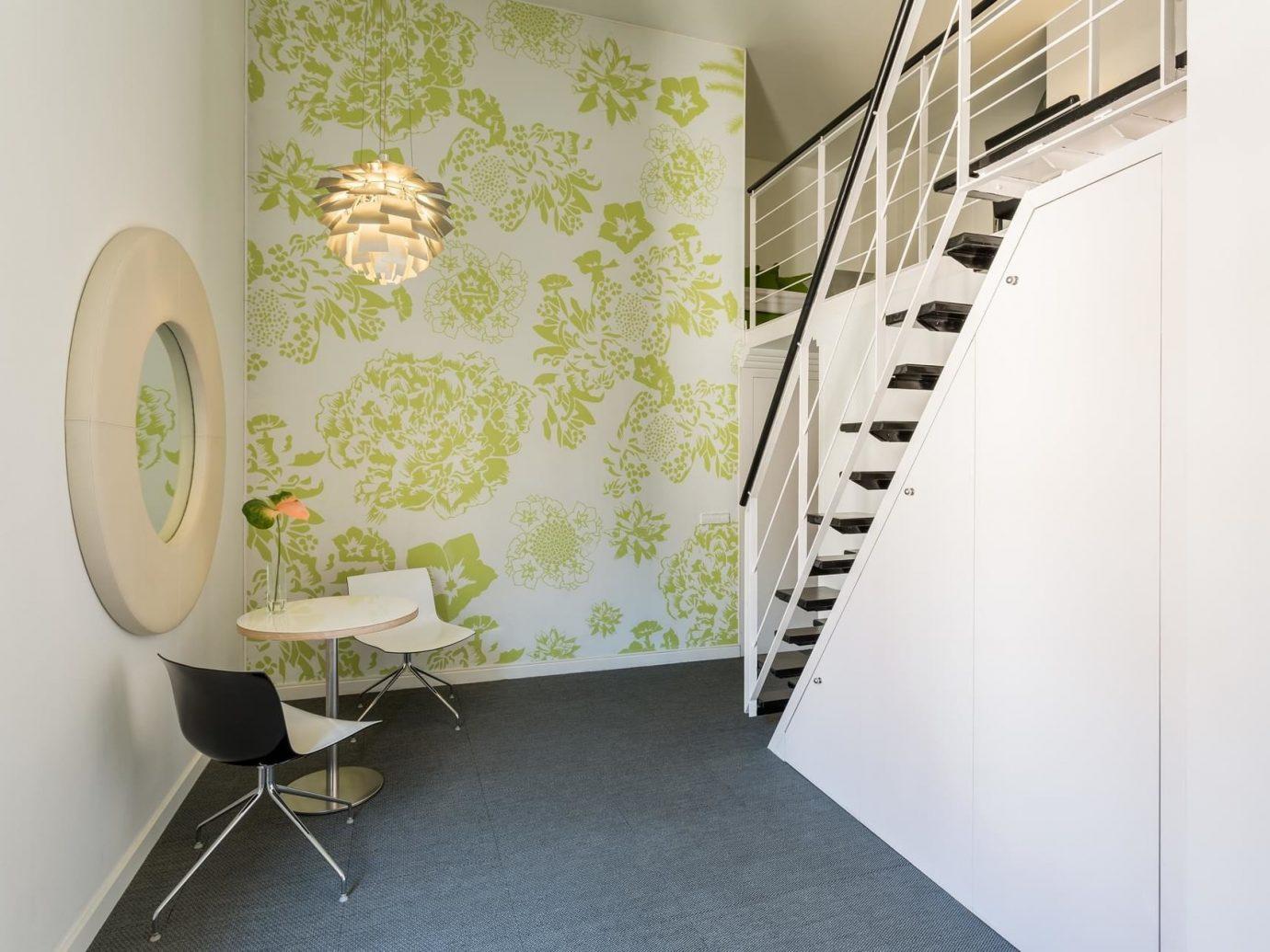Hotels indoor floor room wall furniture interior design art flooring Design window covering wallpaper