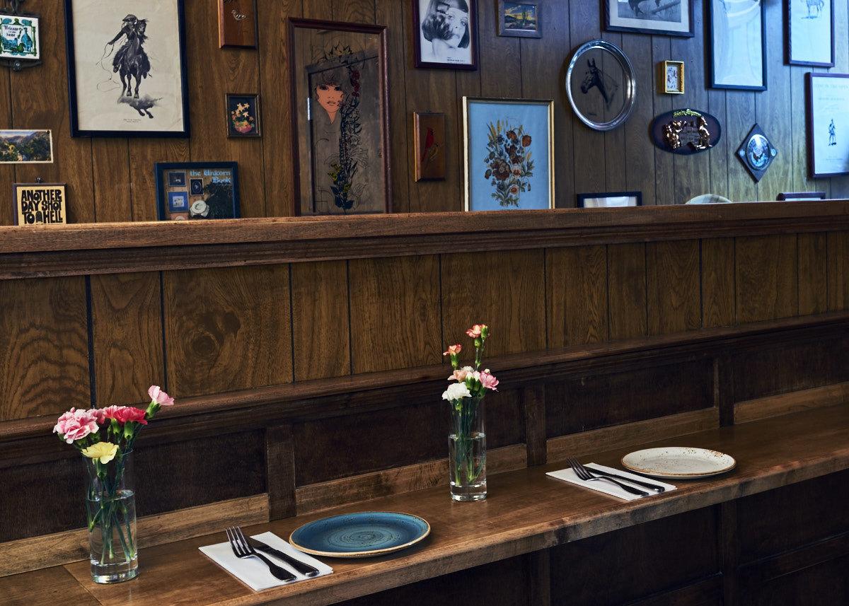 Food + Drink Trip Ideas indoor countertop interior design wood window
