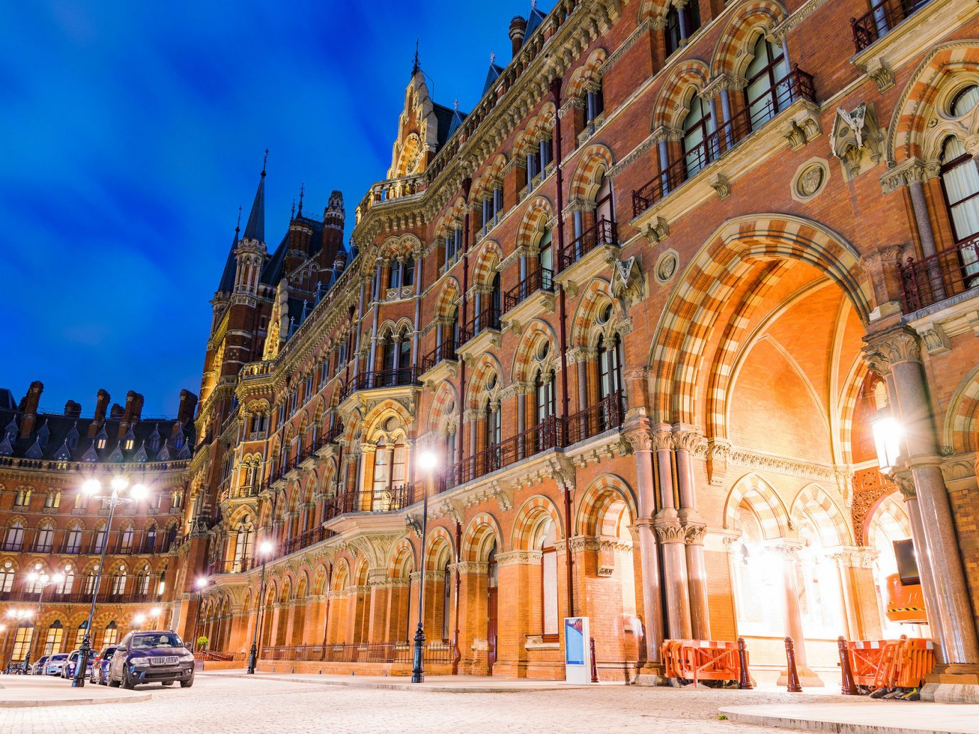 Trip Ideas building outdoor historic site landmark Town place of worship plaza cathedral facade palace Church basilica monastery gothic architecture