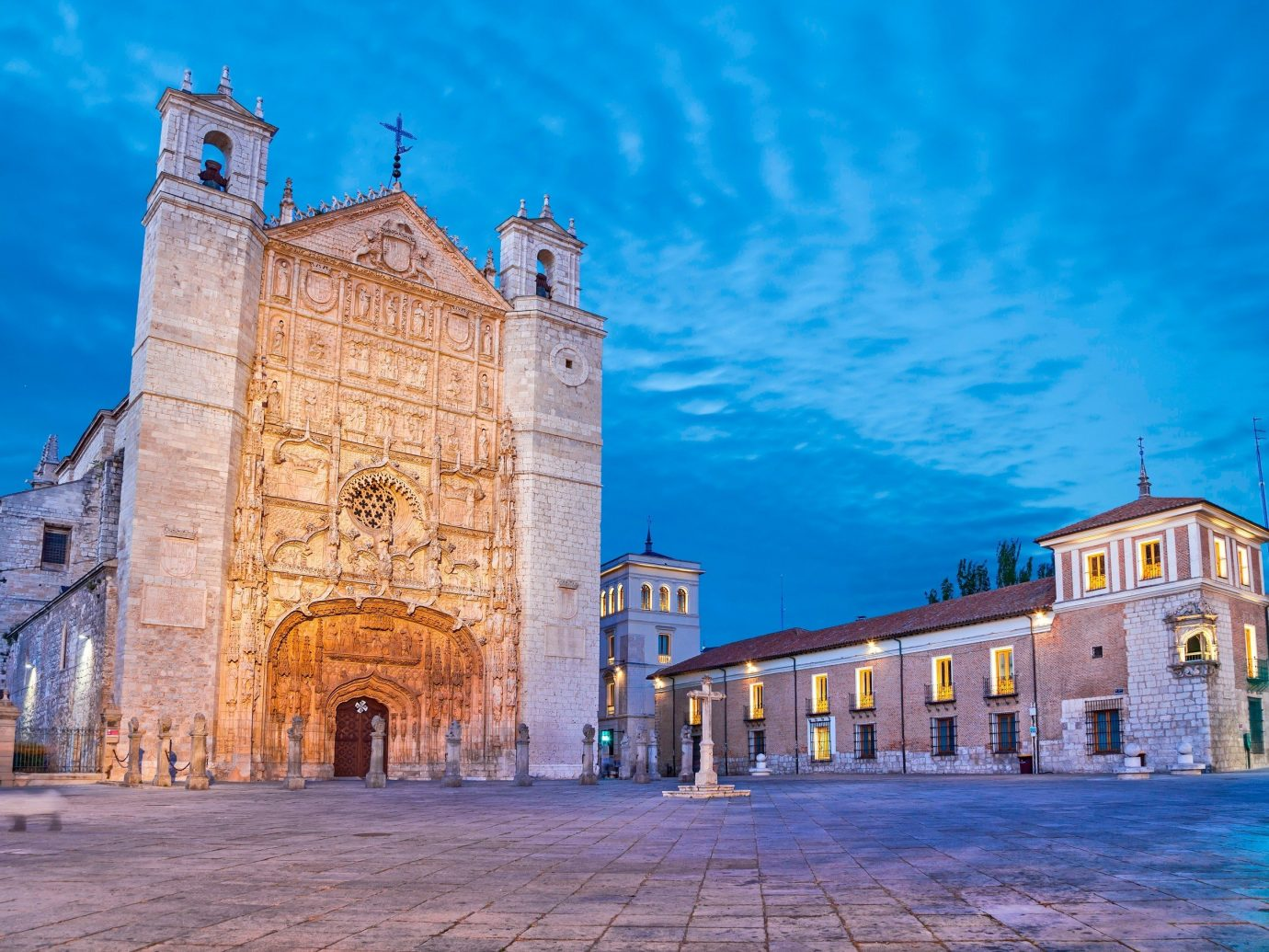 Secret Getaways Trip Ideas building outdoor landmark Town Church place of worship tower tourism cathedral cityscape facade old monastery stone castle