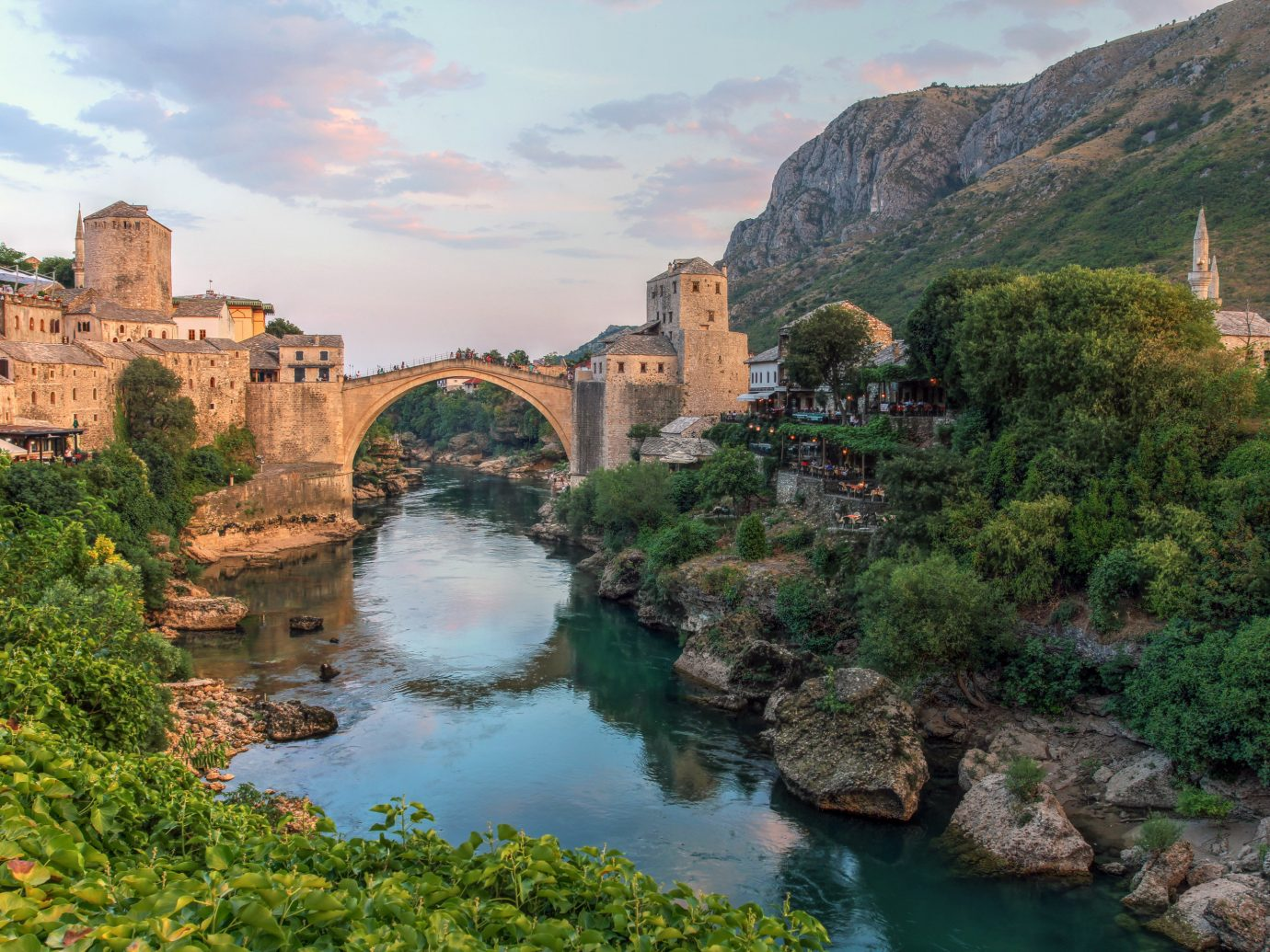 Secret Getaways Trip Ideas outdoor water tree valley River mountain landform geographical feature Town canyon tourism Nature vacation landscape cliff castle flower waterway traveling terrain surrounded