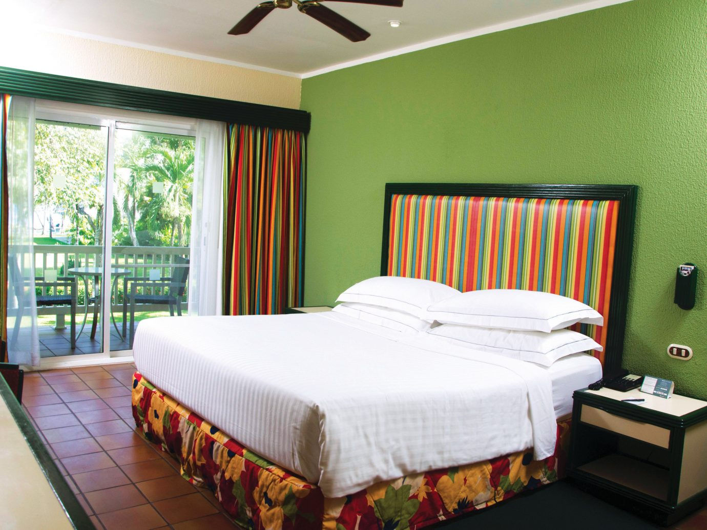 Bedroom at Barcelo Tambor in Costa Rica