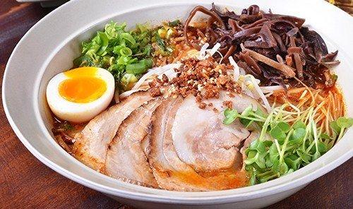 Trip Ideas food plate table dish noodle cuisine soup asian food meal meat noodle soup bibimbap lunch bún bò huế japanese cuisine several piece de resistance