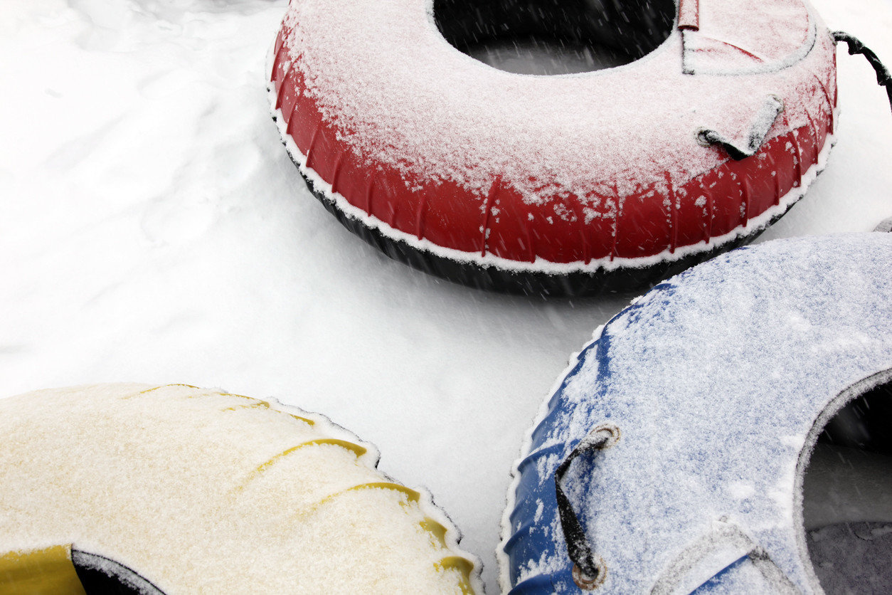 Mountains + Skiing Trip Ideas doughnut red food snow cake dessert footwear icing baking baked goods produce sweetness