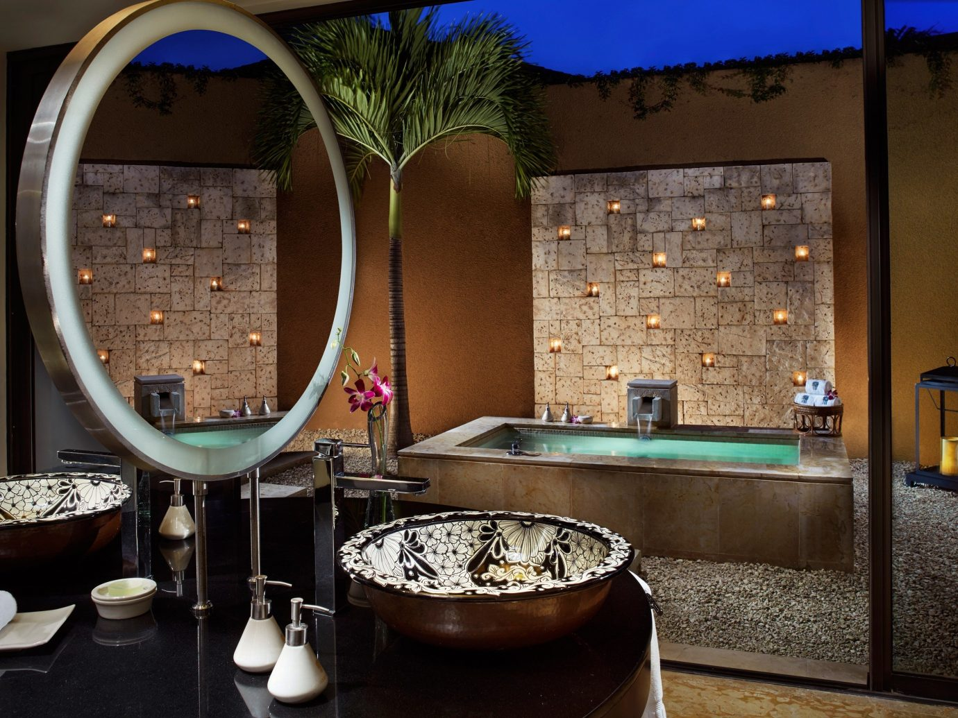Hotels Offbeat wall room indoor property estate bathroom home interior design Suite restaurant swimming pool Bar Villa living room