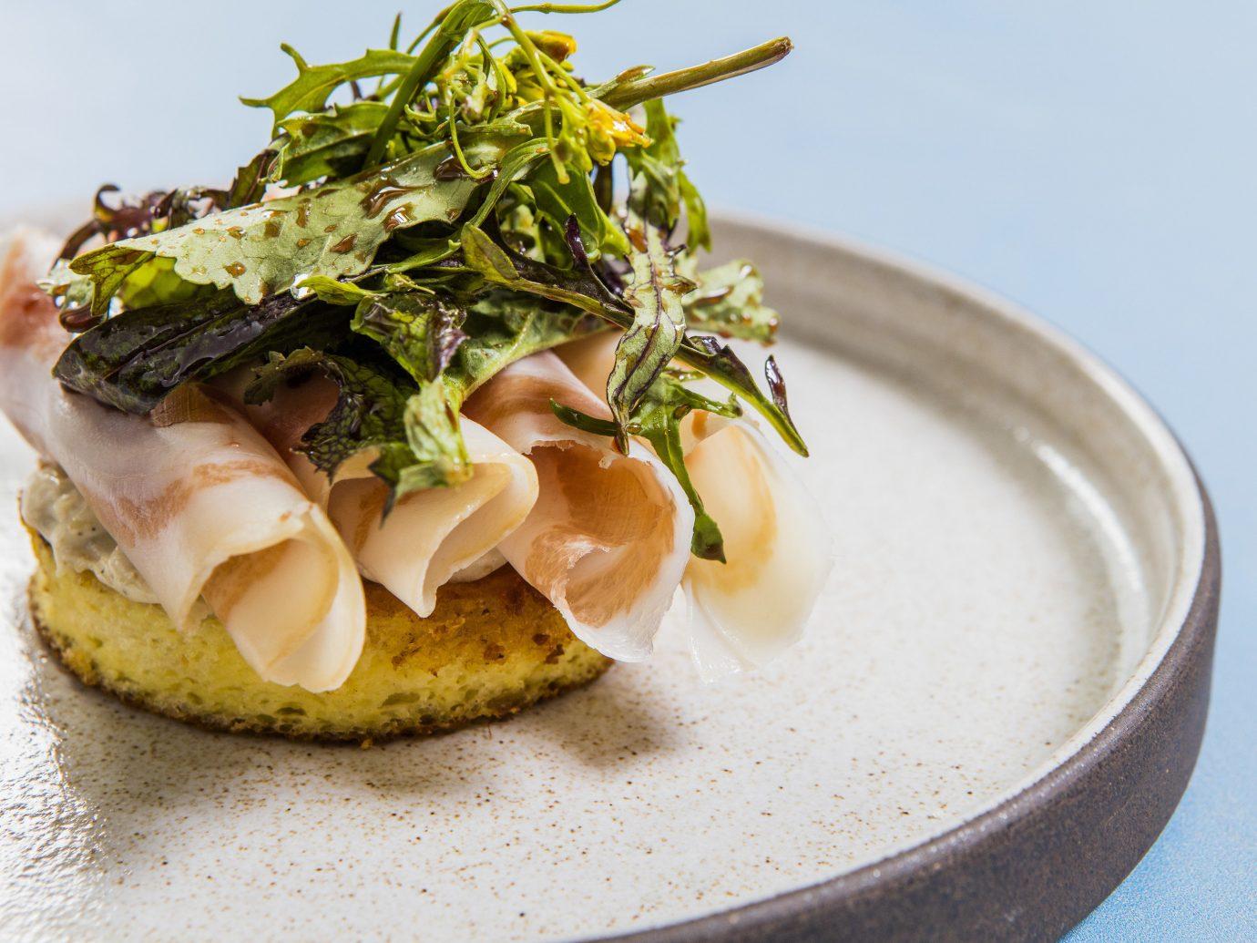 Hotels Iceland food dish plate cuisine meal produce breakfast dessert sliced