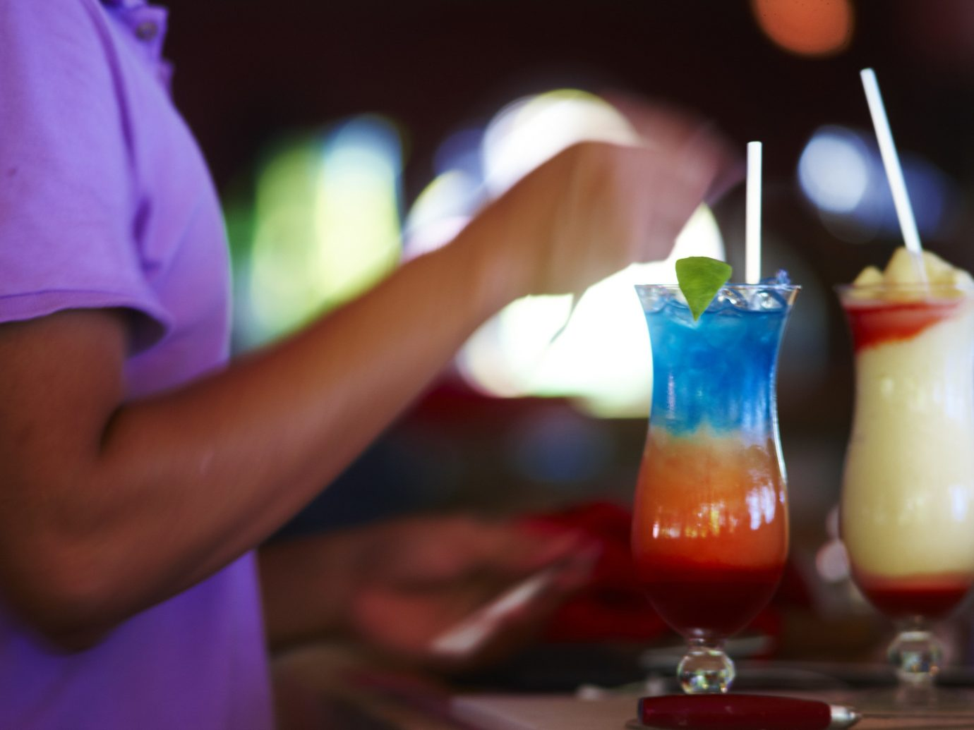 Tropical Beverages In Belize