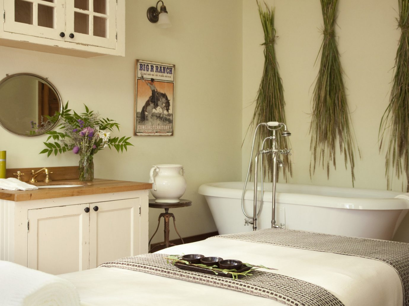 Health + Wellness Spa Retreats Trip Ideas wall indoor bed room property home Bedroom interior design floor estate cottage living room Design furniture window covering apartment decorated