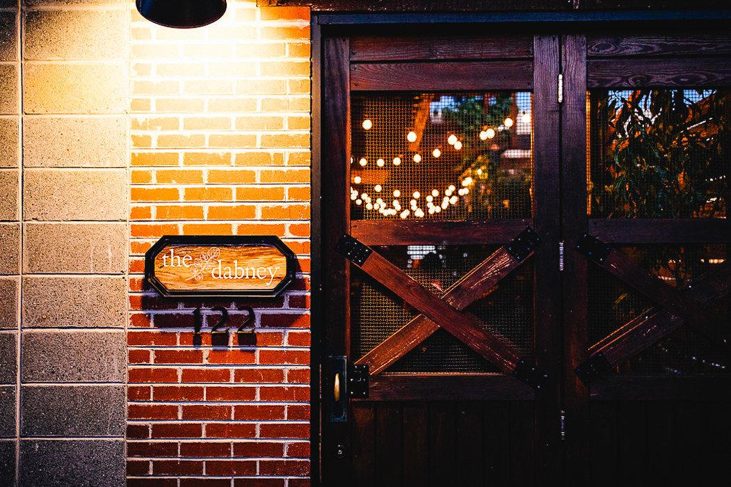 Food + Drink Trip Ideas brick window