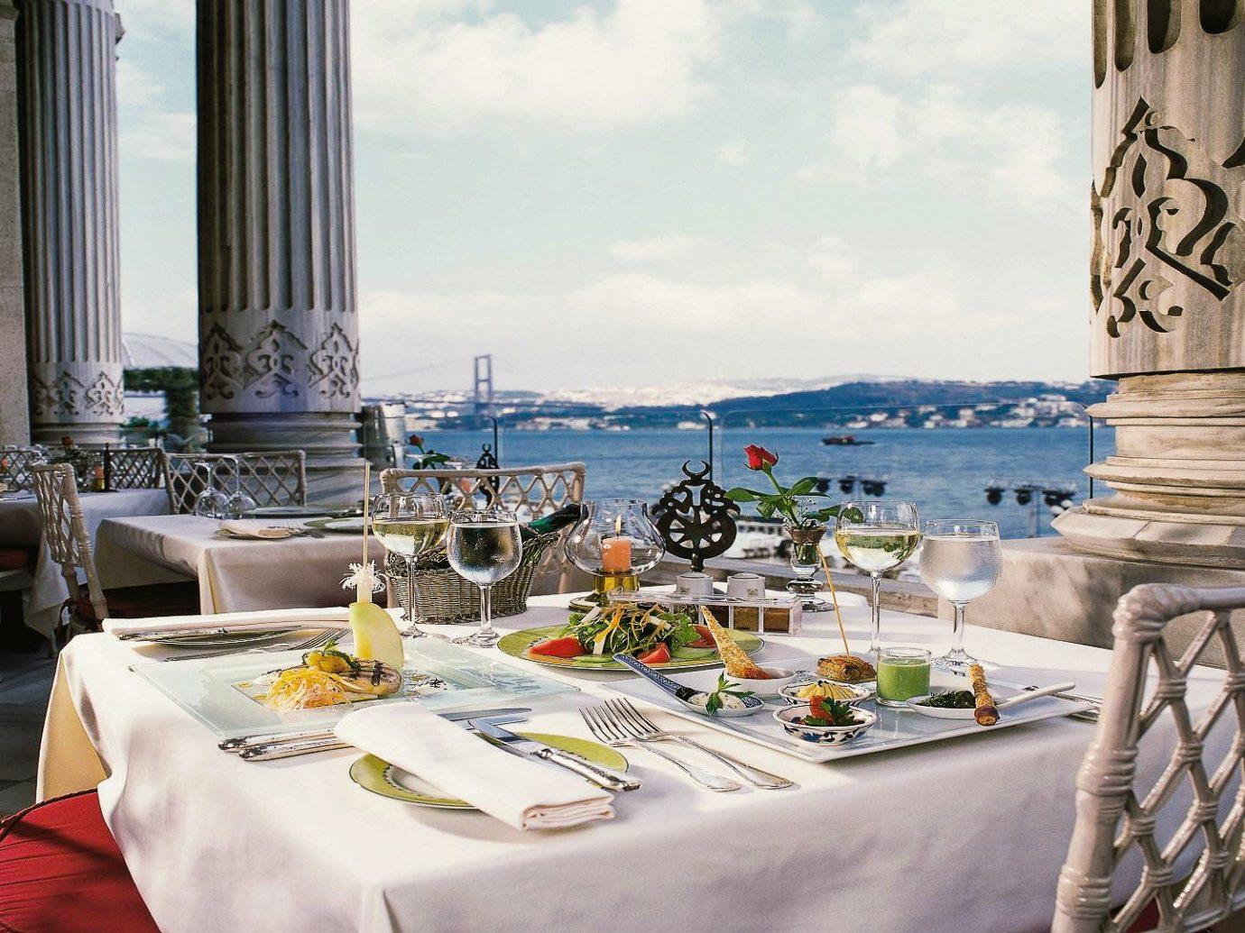 Boutique Hotels Hotels Luxury Travel restaurant interior design table