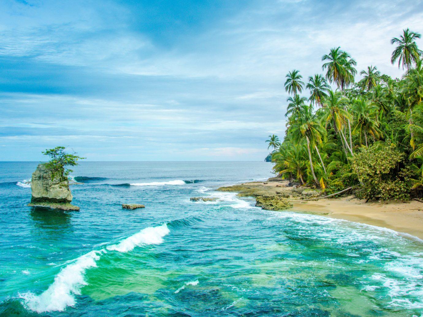 Playa Manzanillo in Costa Rica
