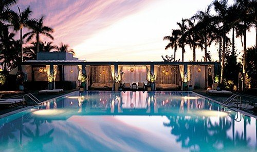 Hotels tree swimming pool leisure property estate Resort reflecting pool reflection mansion Villa
