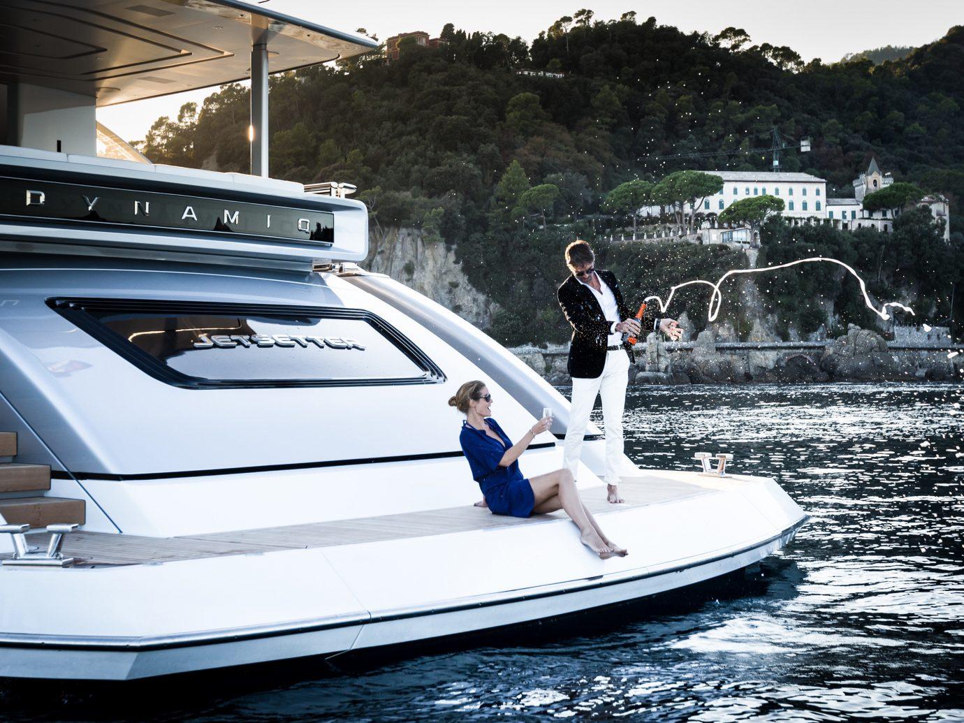 Luxury Travel Trip Ideas outdoor vehicle Boat ecosystem passenger ship motorboat yacht watercraft boating luxury yacht inflatable boat skiff