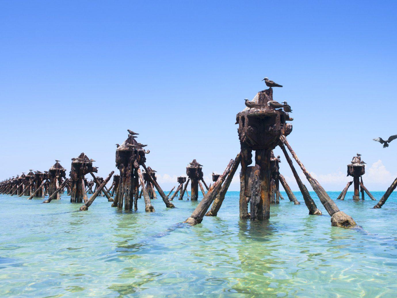 Beach Hotels Secret Getaways Trip Ideas sky outdoor water screenshot swimming