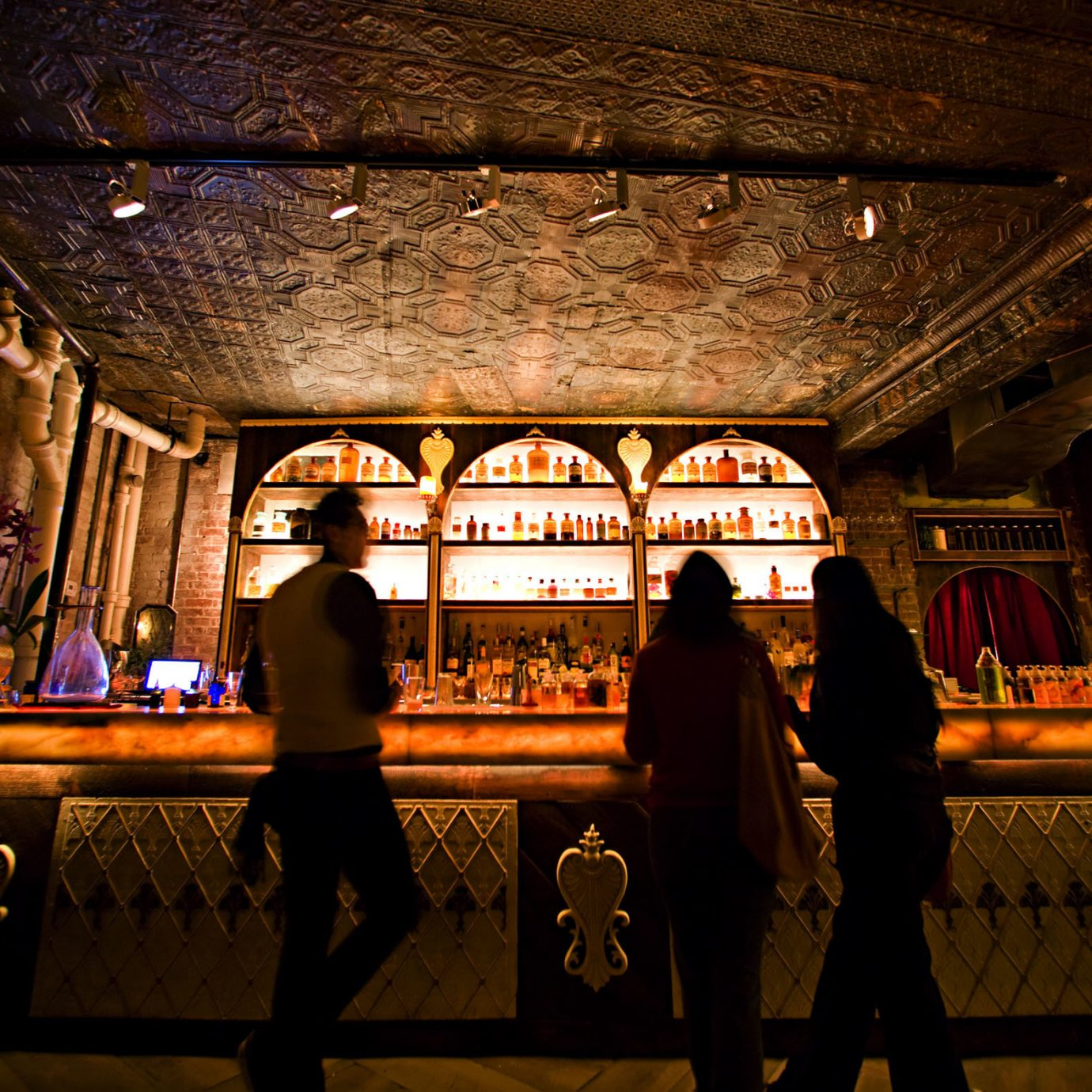 Food + Drink Romance person indoor ceiling night Bar evening