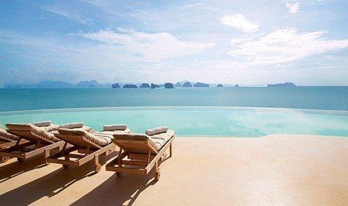 Hotels water sky outdoor Sea leisure vacation Ocean caribbean Beach bay Coast Resort shore Boat