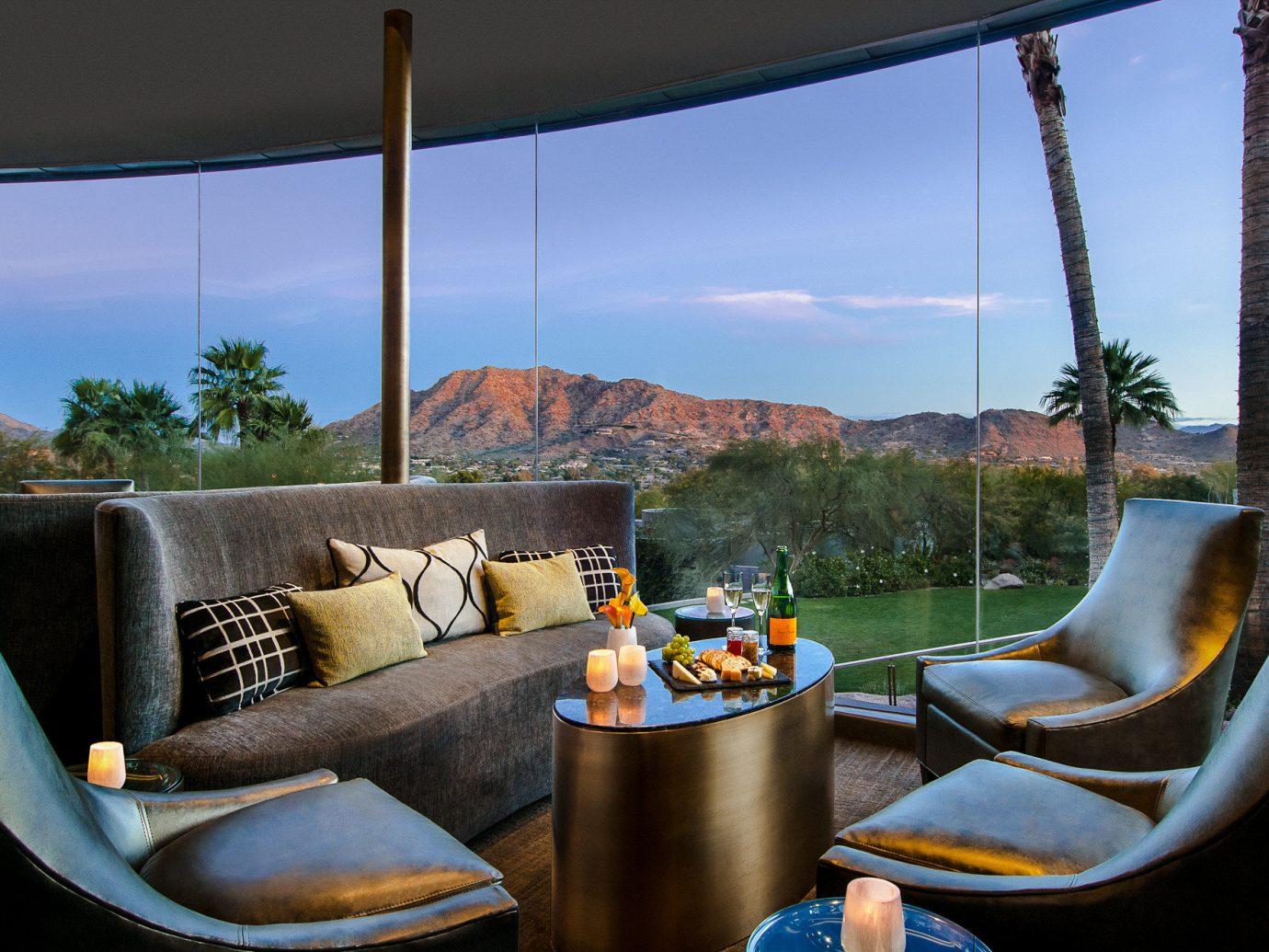 Interior of Elements, Scottsdale, Arizona