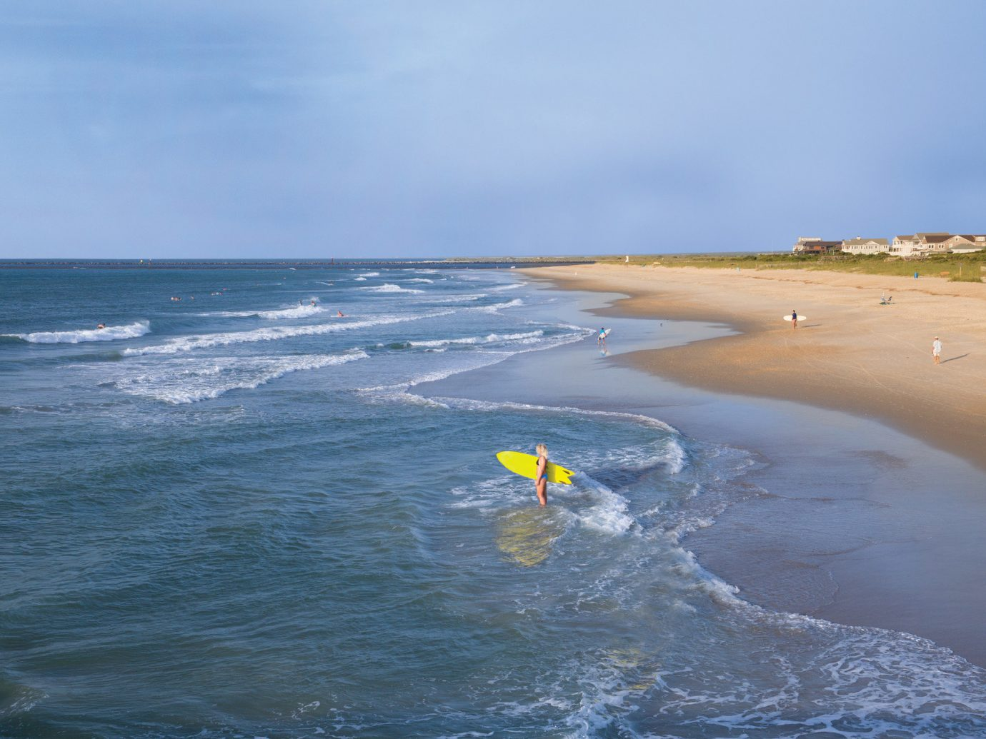 East Coast USA Trip Ideas water outdoor sky shore Sea wind wave body of water Ocean wave Coast Beach Nature sports water sport cape boardsport surfing equipment and supplies bay sand surfing