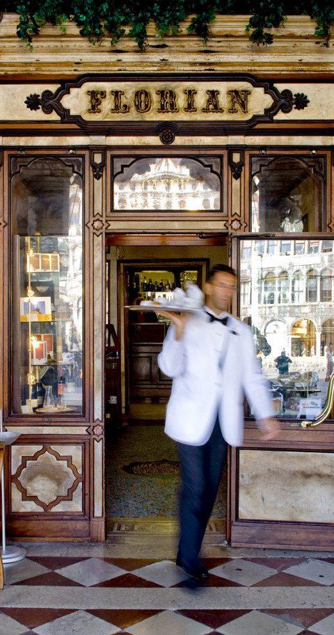 Food + Drink Offbeat Travel Trends floor person window facade City street door