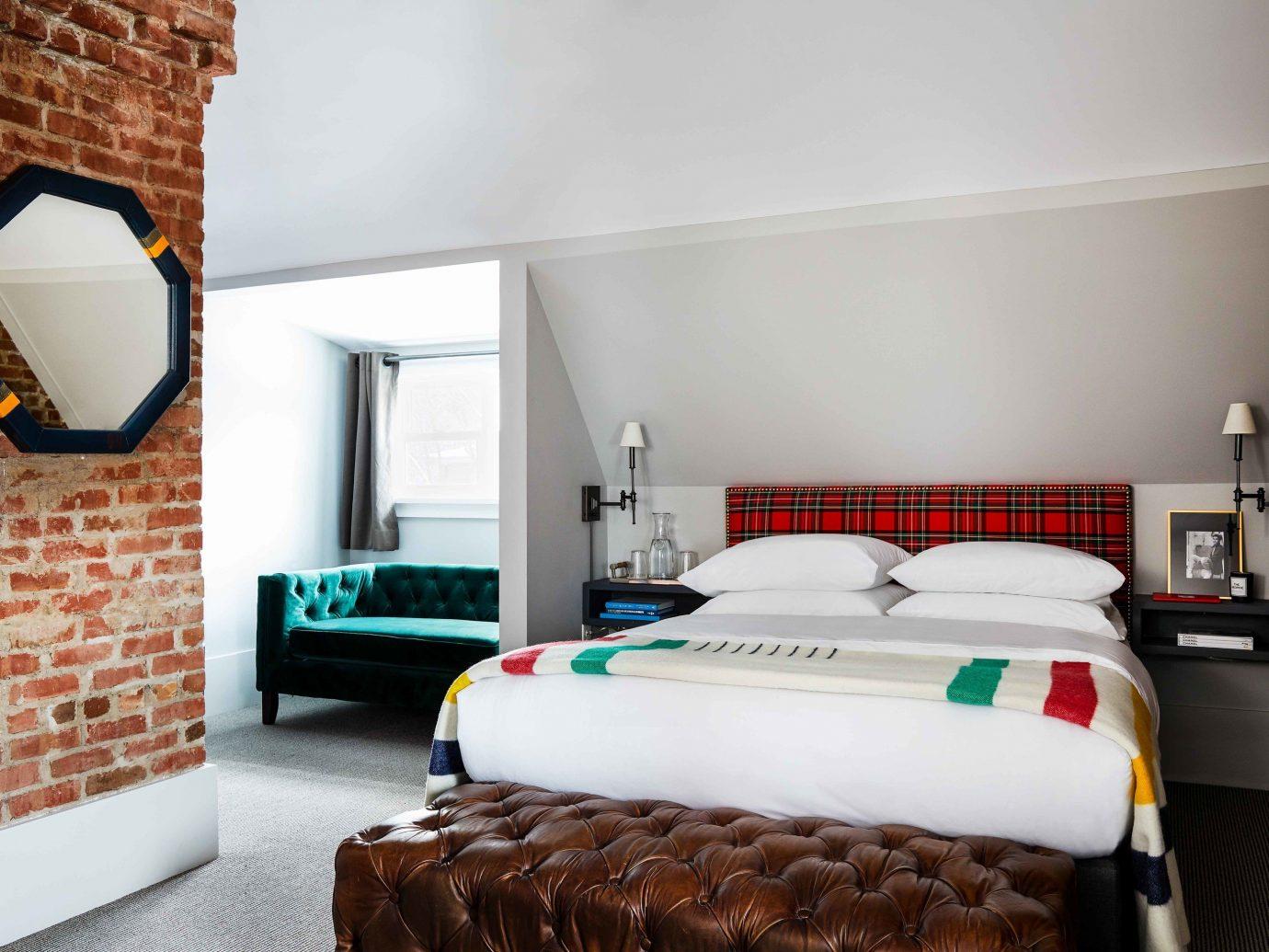 Boutique Hotels Hotels Influencers + Tastemakers Romantic Hotels Style + Design wall indoor room Suite interior design bed frame Bedroom ceiling real estate white hotel floor furniture