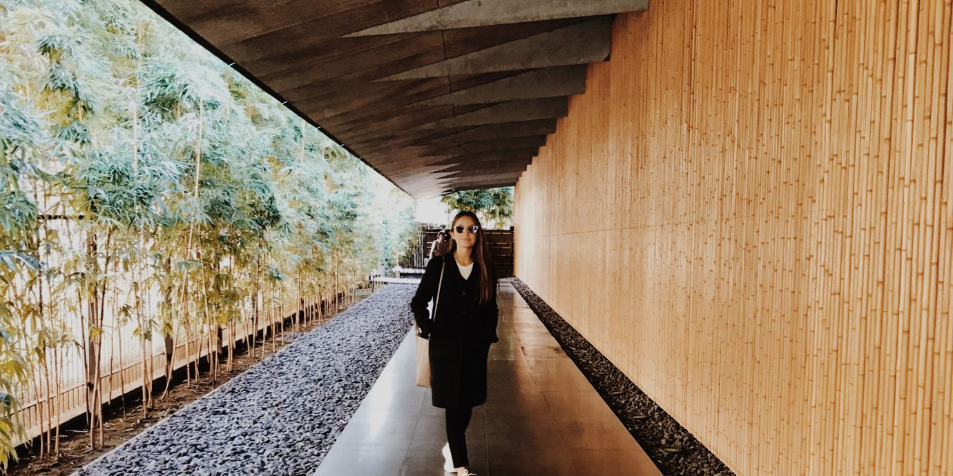 Influencers + Tastemakers Japan Photo Diary Tokyo Architecture wood tourist attraction