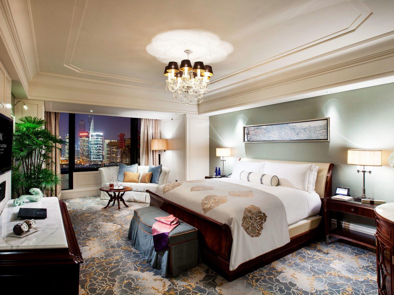 Boutique Hotels Luxury Travel indoor floor wall ceiling sofa room bed interior design Suite Bedroom living room real estate furniture home estate interior designer hotel decorated