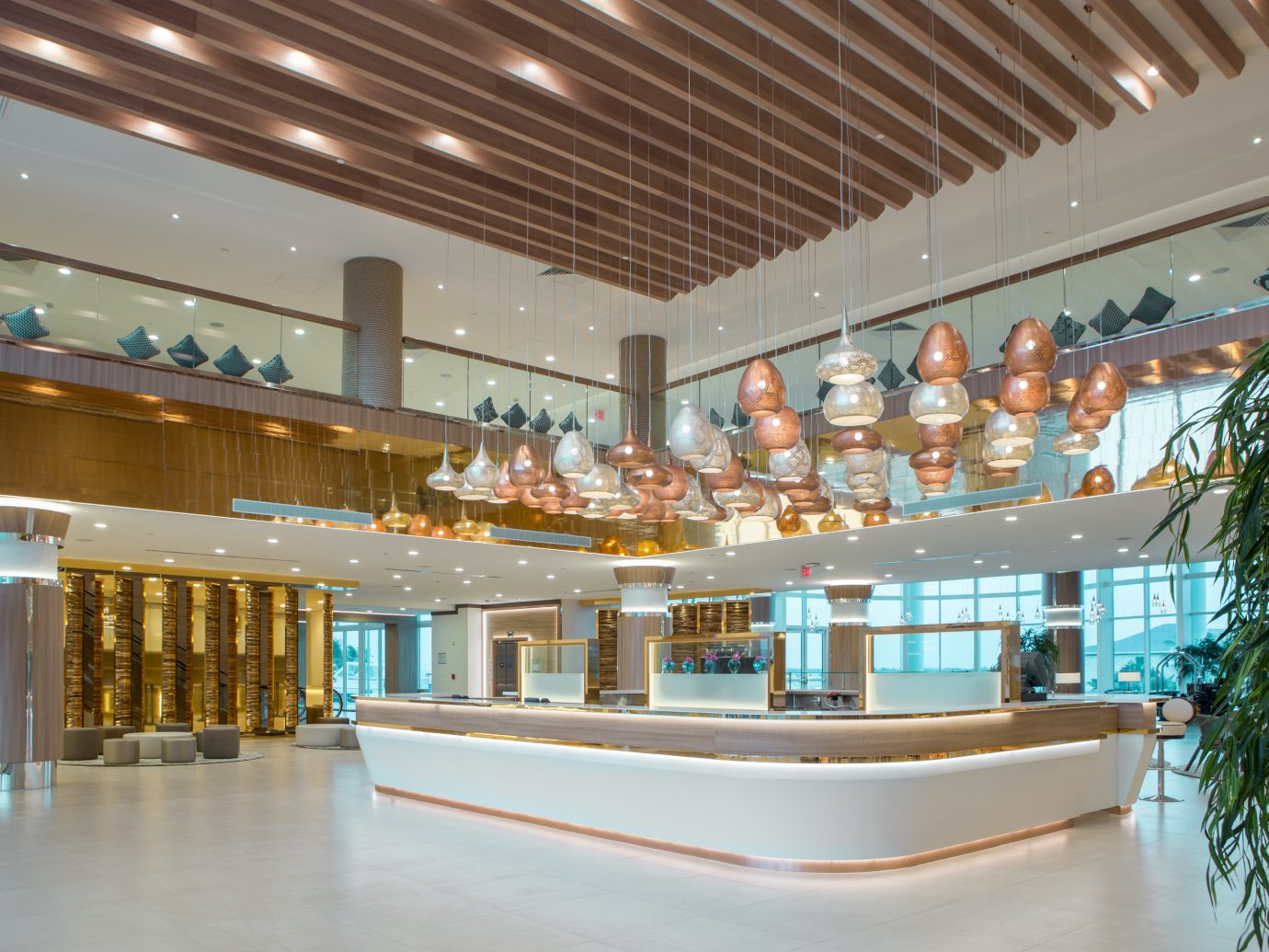 Hotels indoor ceiling floor shopping mall Lobby building plaza interior design retail convention center counter headquarters