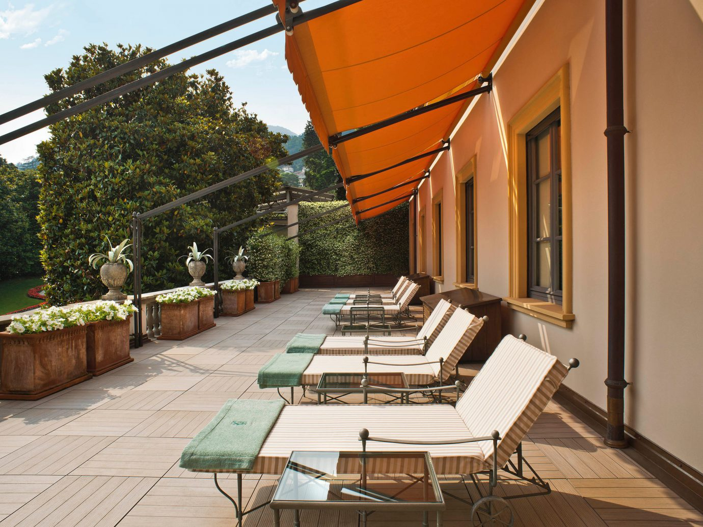 Hotels Luxury Travel outdoor property house outdoor structure home estate backyard Villa interior design cottage furniture