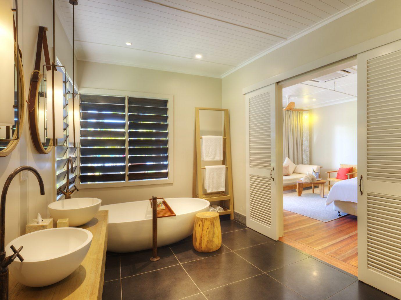All-Inclusive Resorts Hotels Luxury Travel indoor wall floor ceiling room bathroom interior design real estate white Suite estate flooring interior designer furniture