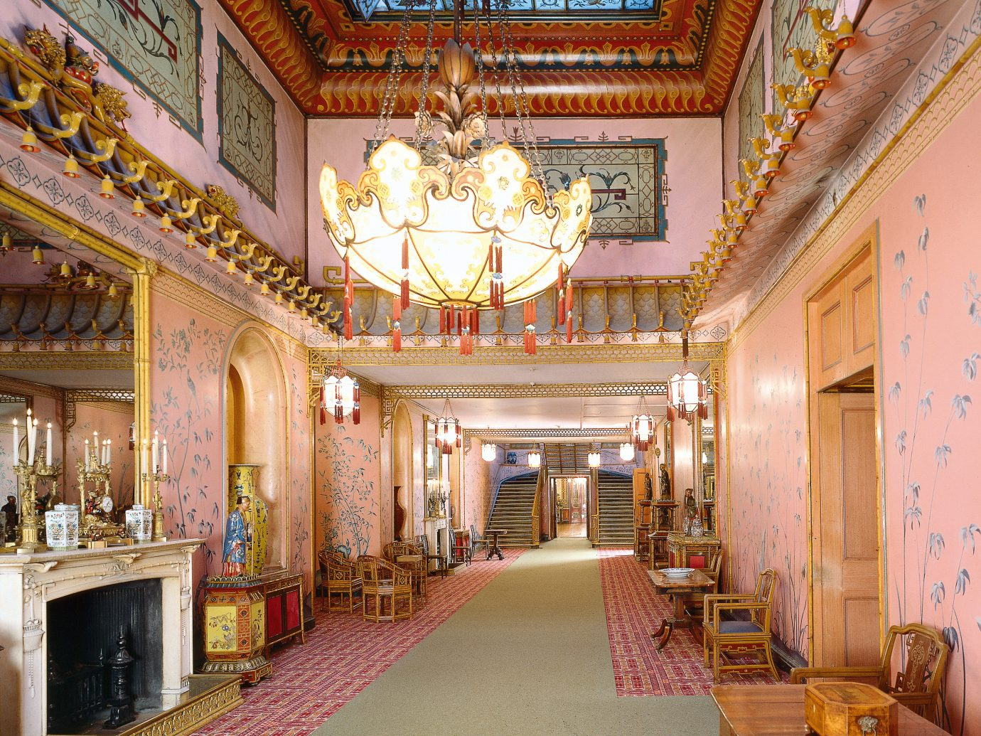 Trip Ideas indoor Lobby building palace estate interior design mansion function hall ballroom place of worship hall synagogue