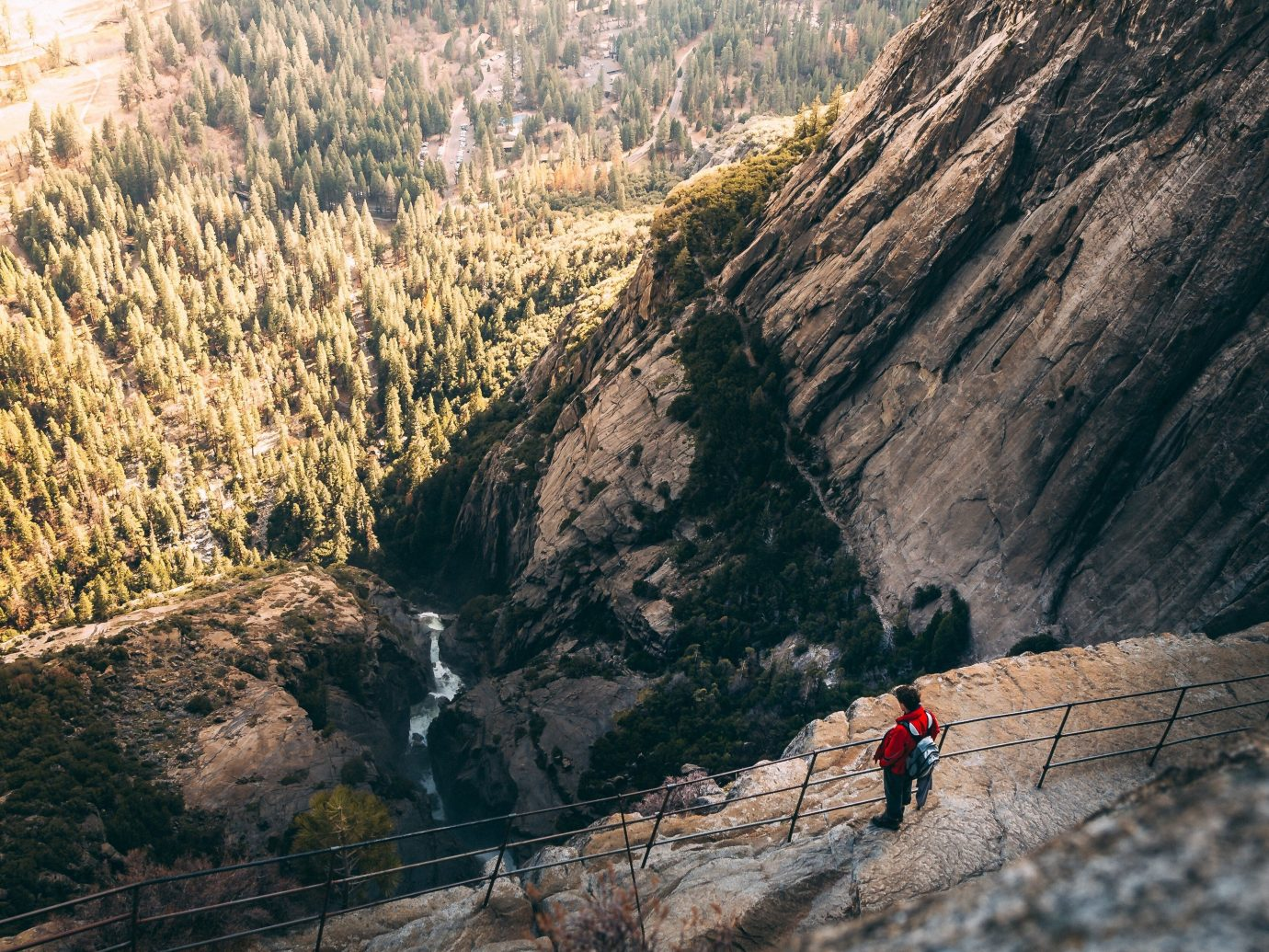 Health + Wellness National Parks Road Trips Trip Ideas outdoor mountain Nature landform geographical feature wilderness geological phenomenon valley cliff canyon Adventure rock outdoor recreation terrain ridge wadi extreme sport geology mountain range recreation walking