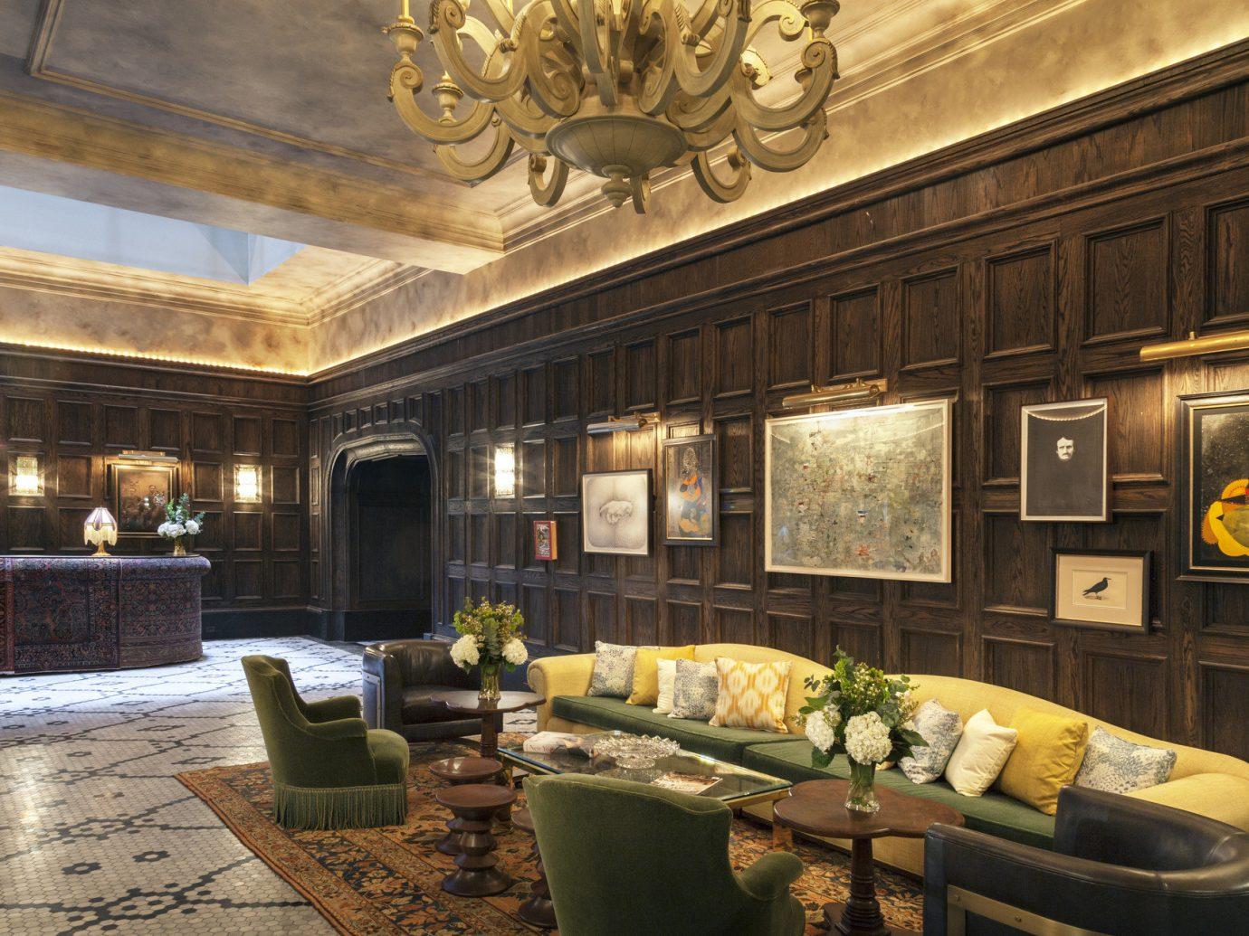 Hotels indoor Lobby room property Living estate living room mansion interior design home real estate palace Design furniture stone