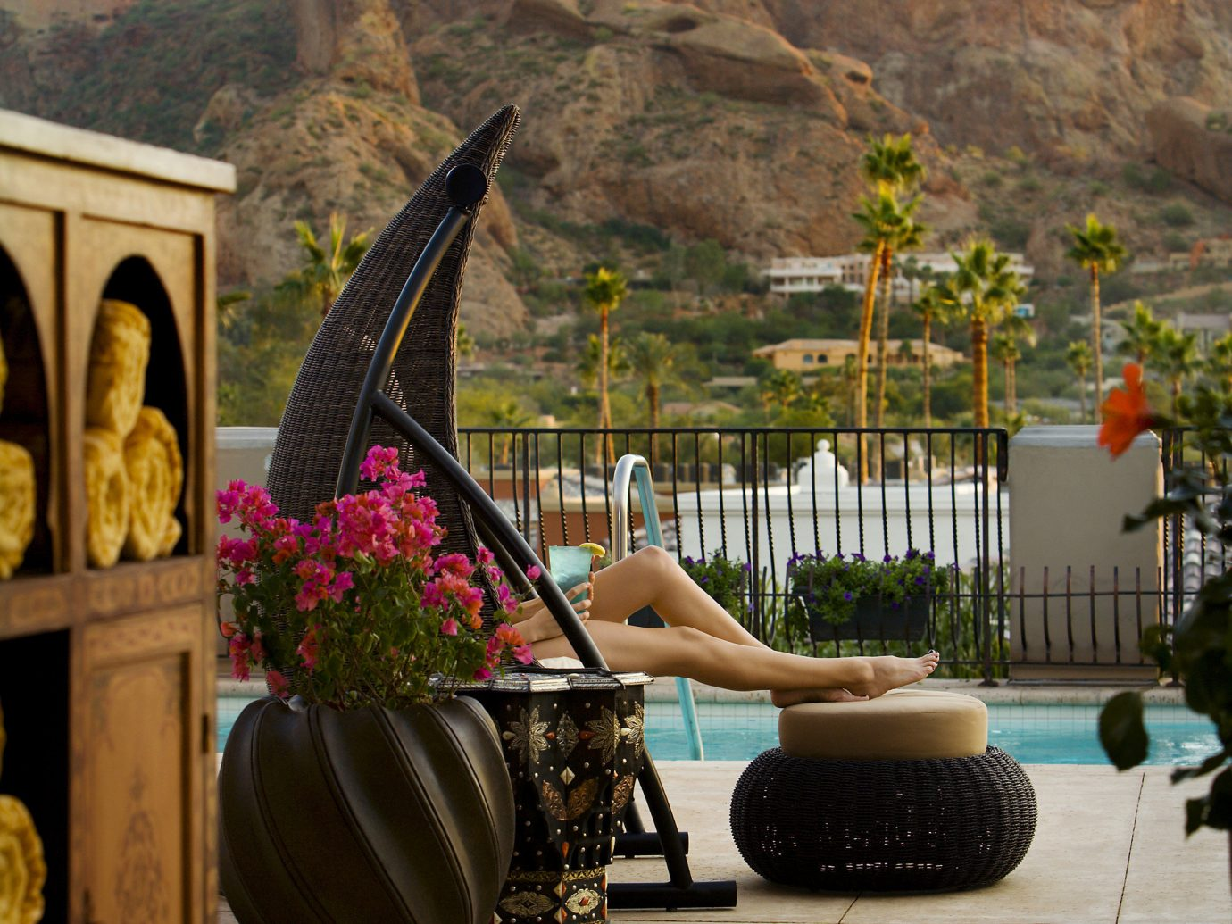 Health + Wellness Hotels Spa Retreats mountain Architecture vacation tourism arch travel tourist attraction temple stone