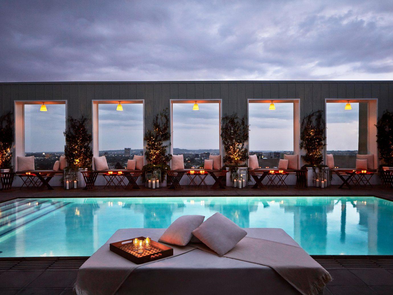 Hotels sky swimming pool leisure estate condominium interior design
