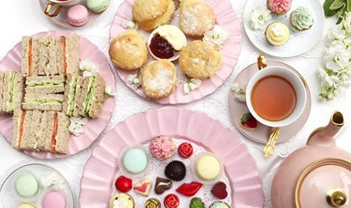 Food + Drink plate table food dish meal breakfast dessert cuisine petit four lunch brunch snack food set meat several arranged dining table