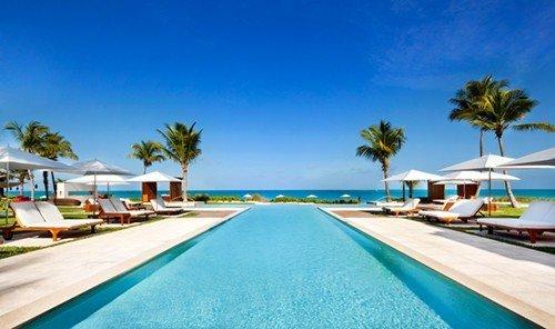 Trip Ideas sky outdoor swimming pool leisure property Resort caribbean vacation marina palm resort town real estate bay estate Lagoon Villa Beach lined