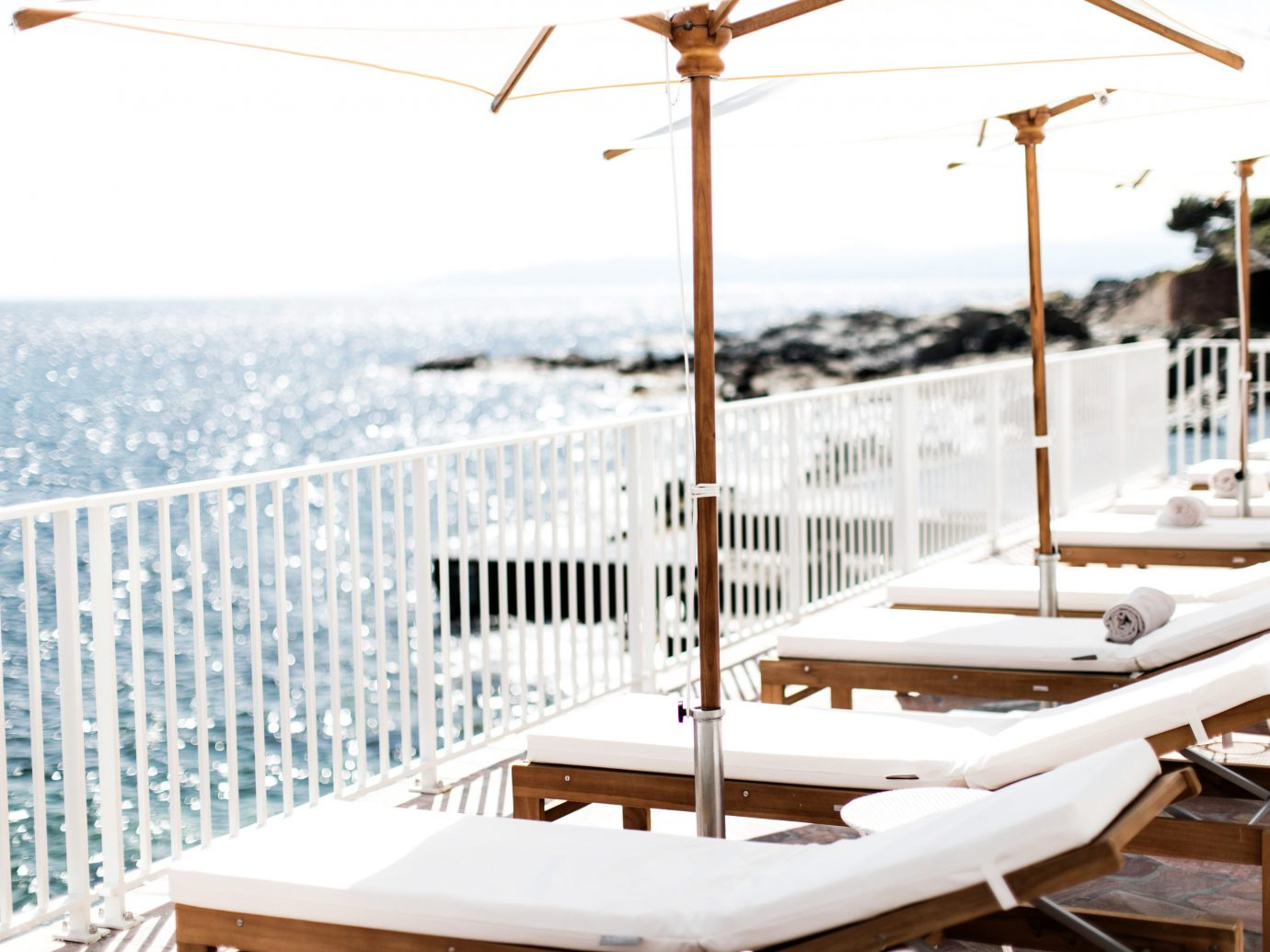 Boutique Hotels Hotels Luxury Travel sky outdoor water Sea vacation Deck