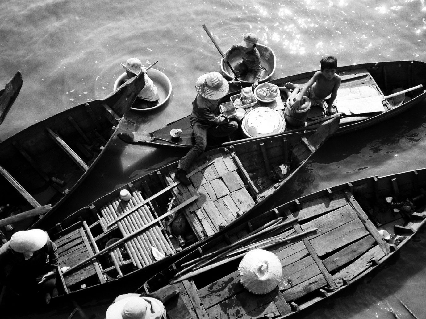 Offbeat Boat black and white black photography vehicle monochrome monochrome photography