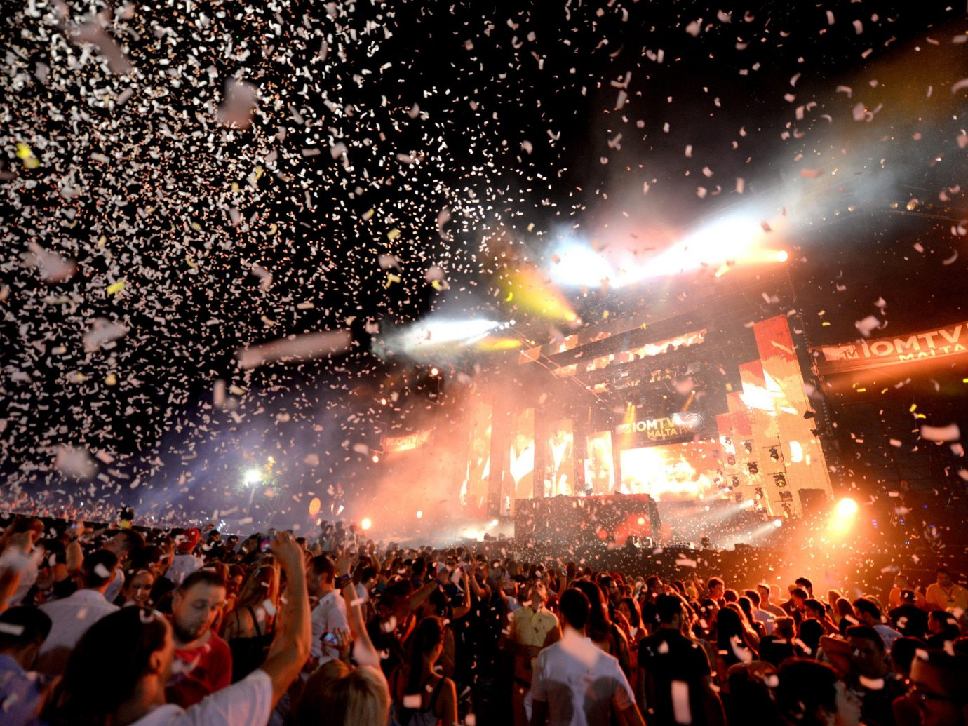 Trip Ideas person outdoor crowd rock concert performance concert light people audience stage event night festival bright