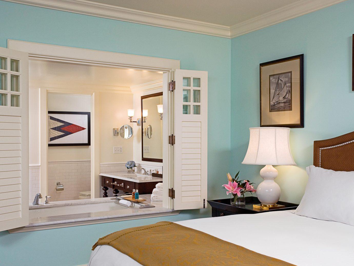 Bedroom at Ocean House, Watch Hill, RI