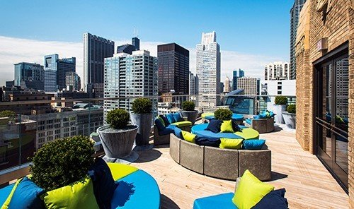 Trip Ideas outdoor leisure City human settlement neighbourhood plaza Downtown skyline condominium colorful