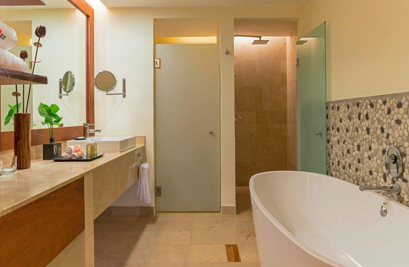 Bathroom at the Westin Resort & Spa Playa Conchal