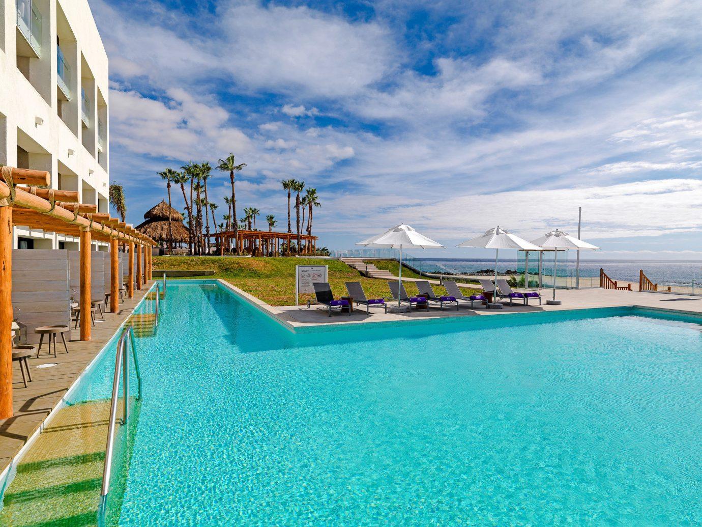 Pool at Paradisus Los Cabos