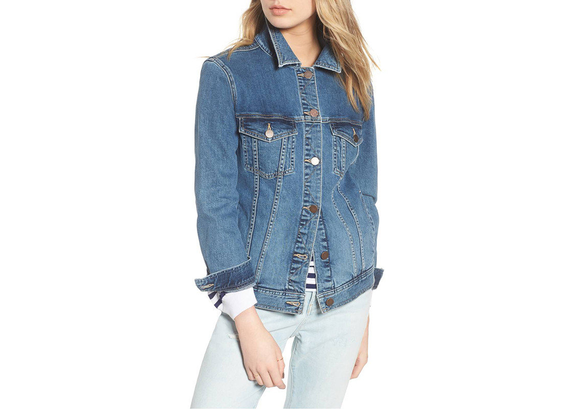 Style + Design Travel Shop person clothing denim jeans wearing standing sleeve shoulder button posing fashion model shirt coat