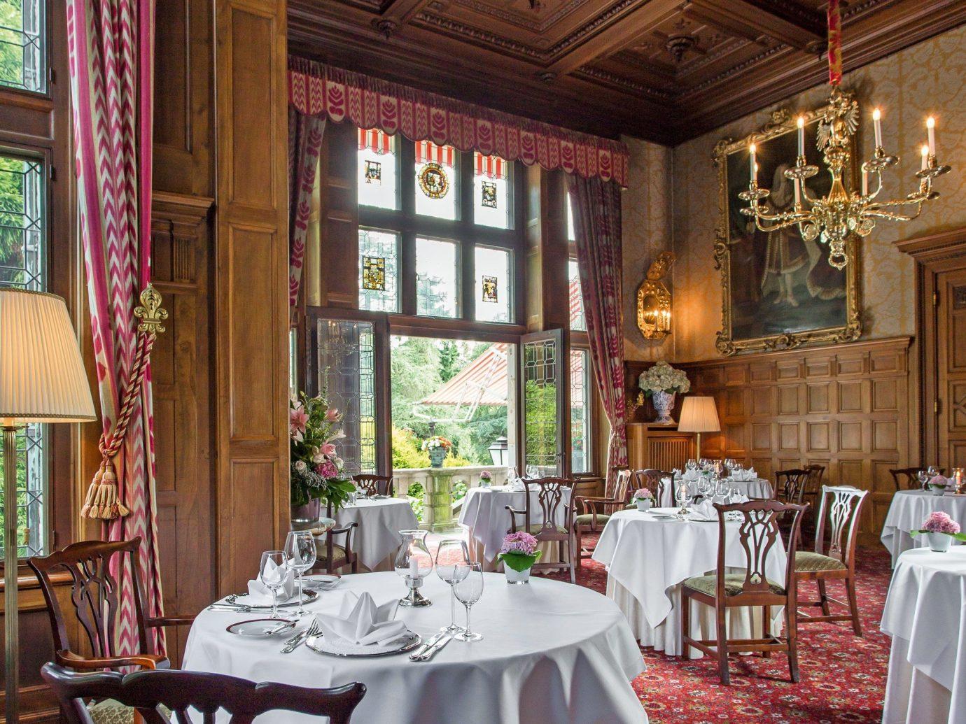 Hotels Landmarks Luxury Travel indoor floor room chair window meal restaurant estate function hall dining room interior design ballroom furniture decorated area fancy